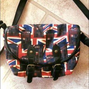 Doctor Who Union Jack Bag